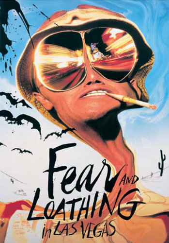 An analysis of hunter thompsons book fear and loathing in las vegas
