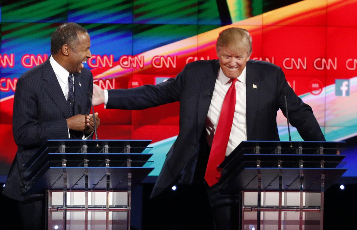 Is Jeb Bush smart to take on Trump?