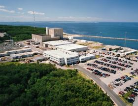 The Pilgrim Nuclear power plant in Plymouth, Mass. has a design similar to the Fukushima power plant in Japan.
