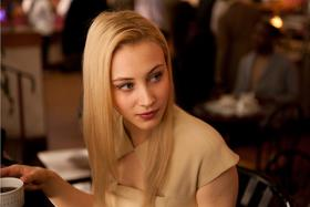 "Sarah Gadon in David Cronenberg's new film ""Cosmopolis."""