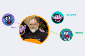 Jerry Nelson was the spirit and voice behind many popular Muppets.