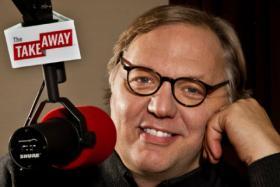 The Takeaway host John Hockenberry