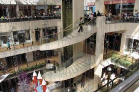 Does online shopping mean the end of the mall?