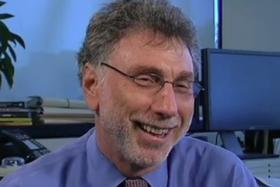 Boston Globe editor Marty Baron in 2011.