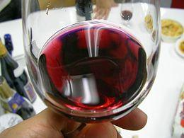 Beaujolais wine is usually a light red and has an intensity similar to Pinot Noir.