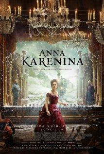 The world is a stage in Anna Karenina.