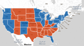 Final state results from the 2012 Election. Can red and blue states find common ground?