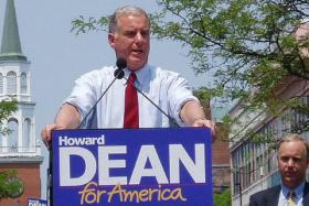 Gov. Howard Dean's campaign deployed a robust web and social media presence to great effect in his ill-fated presidential campaign.