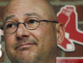 Former Red Sox Manager Terry Francona