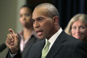Gov. Deval Patrick joined Jim Braude and Emily Rooney for Boston Public Radio's monthly Ask the Governor segment.