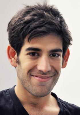 This Dec. 8, 2012 photo provided by ThoughtWorks shows AaronSwartz, in New York. Swartz, a co-founder of Reddit, hanged himself Friday, Jan. 11, 2013, in New York City. In 2011, he was charged with stealing millions of scientific journals from a computer 