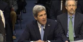 U.S. Sen. John Kerry.