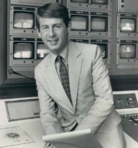 Ted Koppel in 1976