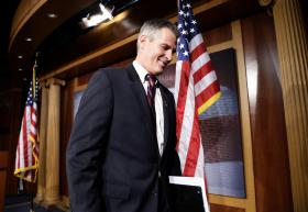 Former U.S. Sen. Scott Brown