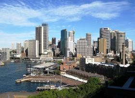 The Sydney skyline — what does increasing urbanization mean for the planet?