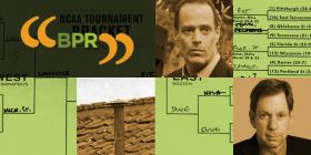 Papal conclave intrigue; war reporter Sebastian Junger; March Madness; Globe's Brian McGrory; Lent Madness.