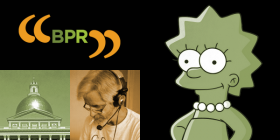 Yeardley Smith, voice of Lisa Simpson; Chris Lydon talks Mayor Menino's reign; and Boston gets a Shake Shack.