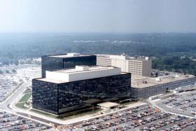 Headquarters for the National Security Agency in Fort Meade, Maryland. Some of the NSA's phone and web surveillance methods were revealed this week.