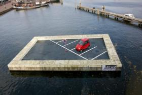 How much would you pay for a lifetime parking spot?