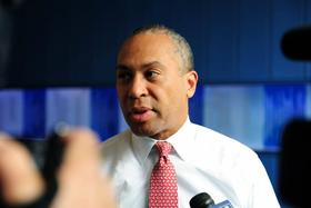 Gov. Deval Patrick takes your questions.