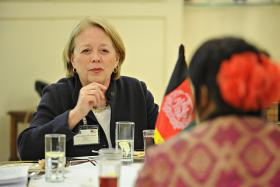 Rep. Niki Tsongas was Boston Public Radio's guest for Ask The Lawmaker.