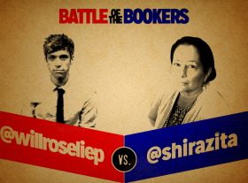 Battle of the Bookers