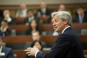 JP Morgan Chase CEO Jamie Dimon made an estimated $18.7 million in 2012. Has CEO pay gotten wildly out of control?