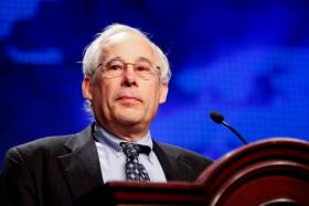 Donald Berwick is a candidate for governor of Massachusetts.