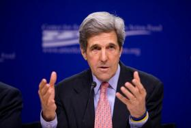 Sec. of State John Kerry has been making the Obama administration case for acting on Syrian use of chemical weapons.
