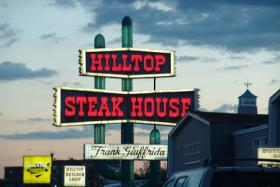 The Hilltop Steak House will close Oct. 20 after serving up juicy slabs of meat to Bostonians for 52 years.