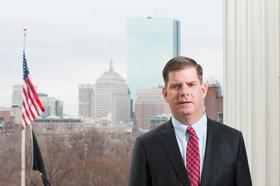 Mayor-elect Marty Walsh