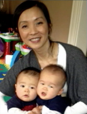 Mei Jones and her twins were found dead in their Arlington home, by the hands of husband and father Scott D. Jones, who then killed himself, according to police.