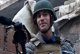 Freelance journalist and Boston native James Foley disappeared in Syria in 2012 on Thanksgiving Day.