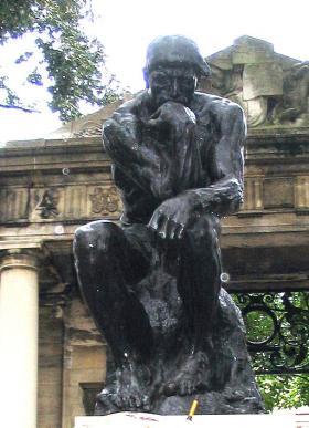 Rodin's Thinker, Philadelphia