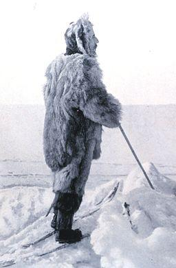 Amundsen in the Ice