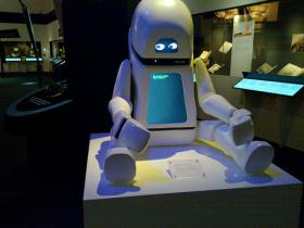 Do robots have rights just like humans? Globe columnist Alex Beam looked into it.