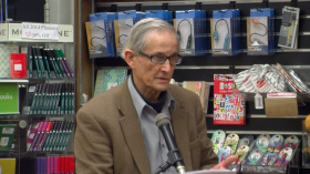 Lawrence Buell at Harvard Book Store