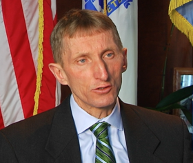 Boston Police Commissioner Bill Evans spoke with Emily Rooney about heroin, what to expect on Marathon Monday, and more.