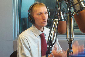Boston Police Commissioner William Evans joined Boston Public Radio to answer listener questions, and talk about Ferguson protests.