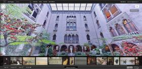 You can tour each room of the Isabella Stewart Gardner Museum in Boston and get up close to paintings with the new Google Cultural Institute feature.
