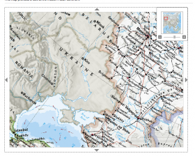 The dispute over Crimea has forced news organizations to rethink maps and stylebooks that previously considered the region as Ukrainian.