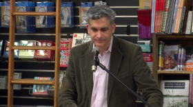 Neil Swidey at Harvard Book Store