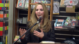 Rebecca Newberger Goldstein at Harvard Book Store