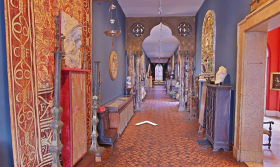 You can now explore the Isabella Stewart Gardner Museum online, through Google Cultural Institute.