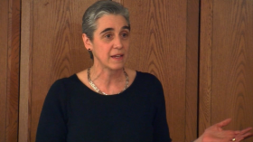 Therese Sellers at The Greek Institute