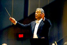 Conductor Zubin Mehta will lead the Israel Philharmonic Orchestra at Symphony Hall on March 19.