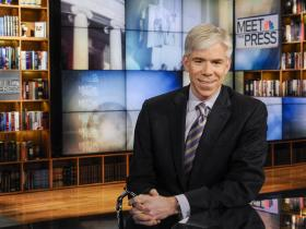 Since NBC handed the reigns to David Gregory in 2008, Meet the Press has seen its once stellar ratings fall into a multi-year slide.