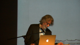 Bob Mankoff at Brattle Theater
