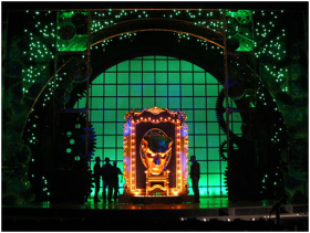 Wicked Set Design