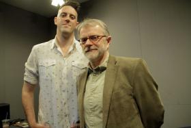 Tim Brennan and Brian O'Donovan